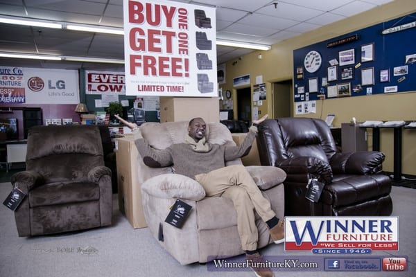 Winner Furniture 2530 Dixie Hwy Louisville, KY Office Furniture   MapQuest