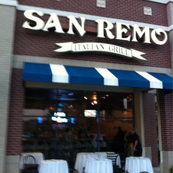 Photo Of San Remo Italian Grill Cary Nc United States