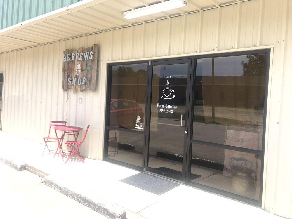 Hebrews Coffee Shop: 5511 C Main St, Hokes Bluff, AL