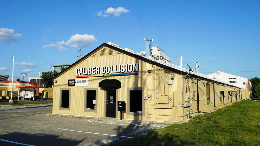Caliber Collision: 8418 Broadway St, San Antonio, TX