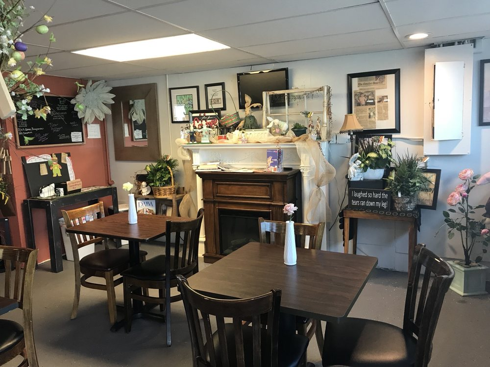 The Floral Grind Florist And Coffeehouse: 10700 W Manslick Rd, Fairdale, KY