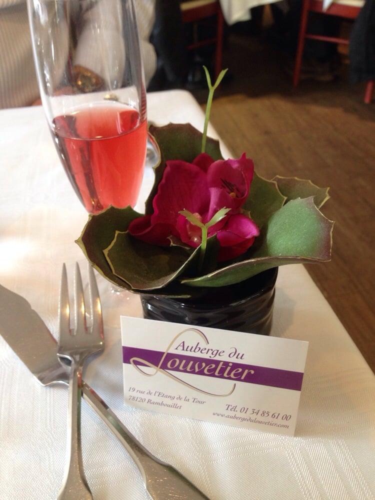 Rambouillet Restaurant Rue De L Etang De La Tour