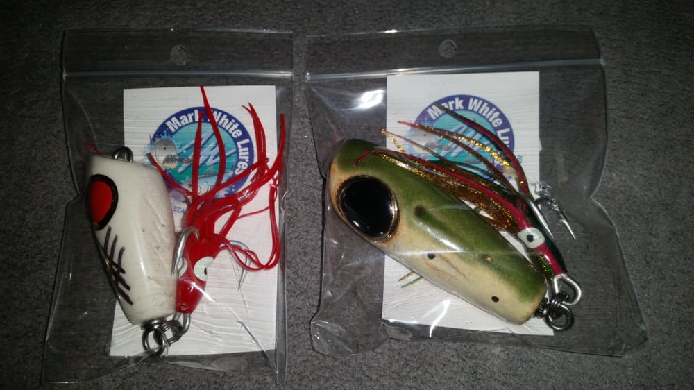 Two that went home with me yelp for Brian s fishing supply