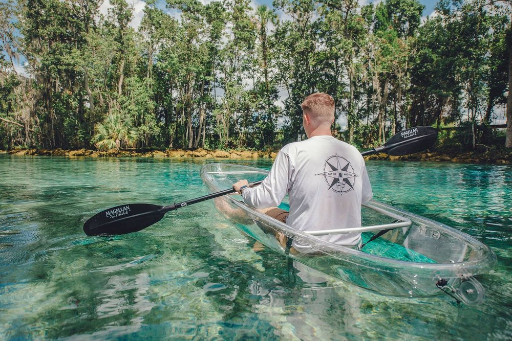 Social Spots from Get Up And Go Kayaking