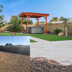 Photo Of Patio Pros Landscape U0026 Design   Phoenix, AZ, United States