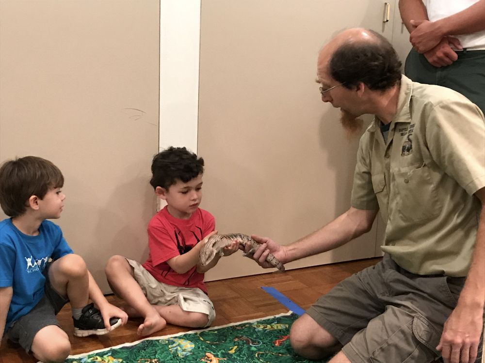 Nature Center on  the Go: 2242 Snydersburg Rd, Westminster, MD