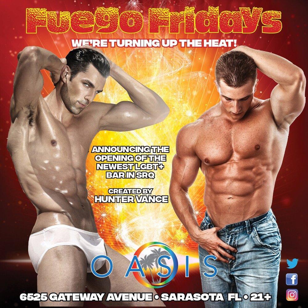 Sarasota gay club