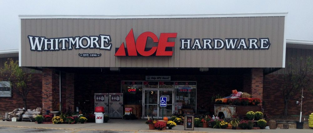 Whitmore Ace Hardware & Supply: Winchester Green Ctr, Wilmington, IL