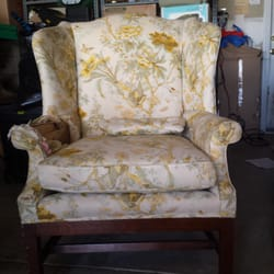 Photo Of Munoz Upholstery   Fresno, CA, United States. This Was Our Chair