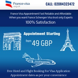 France Visa - Passport & Visa Services - 265-269 Kingston