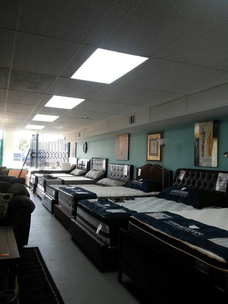 Comfy Bed Furniture Furniture Shops 8342 Topanga Canyon Blvd Canoga Park Los Angeles Ca