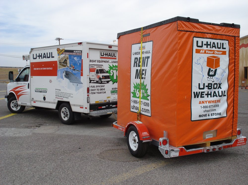 U-Haul Moving & Storage of Palm Bay - 13 Photos - Truck ...