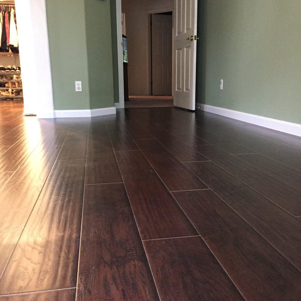 New Laminate Wood Flooring Yelp