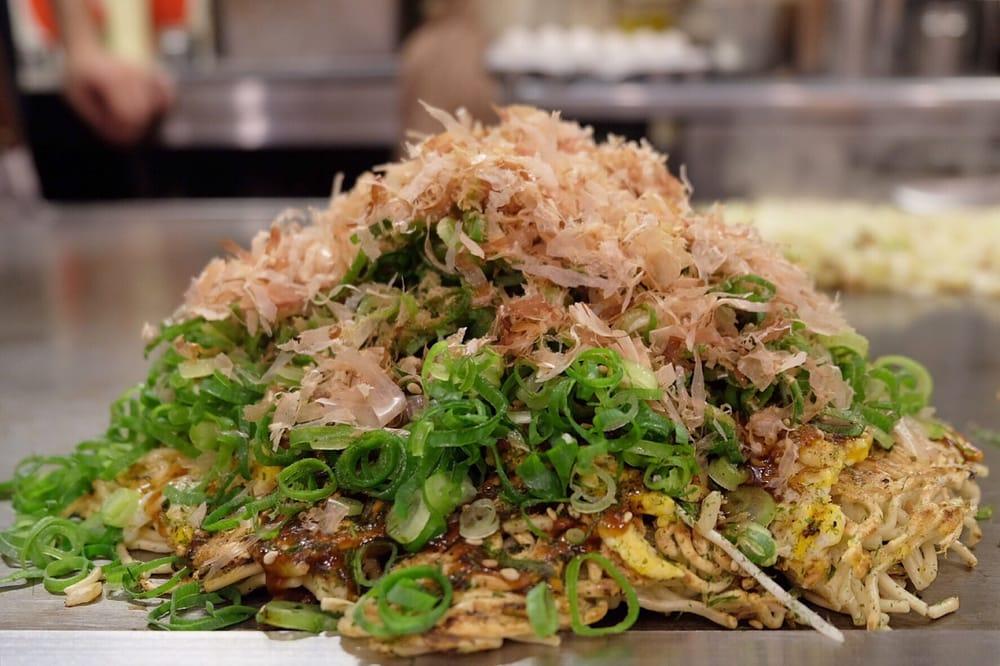 Buchiumaya Hiroshima Okonomiyaki