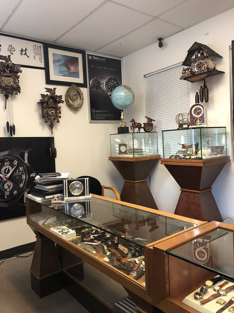 WorldTime Watch Service Center