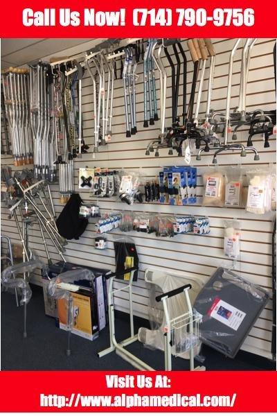 Alpha Medical Supplies Plus: 1827 E Chapman Ave, Orange, CA