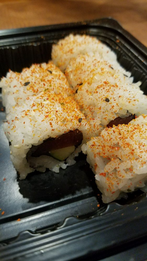 88 Asian Fusion & Sushi Burrito: 894 W 1150 S, Brigham City, UT