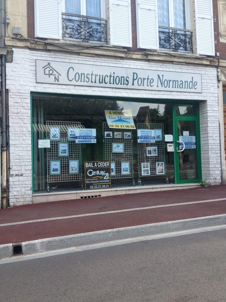 Constructions porte normande builders 25 rue d for Porte normande