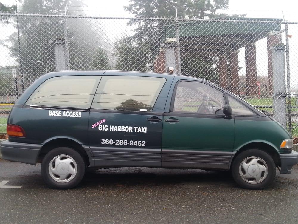 Jean's Taxi: Bremerton, WA