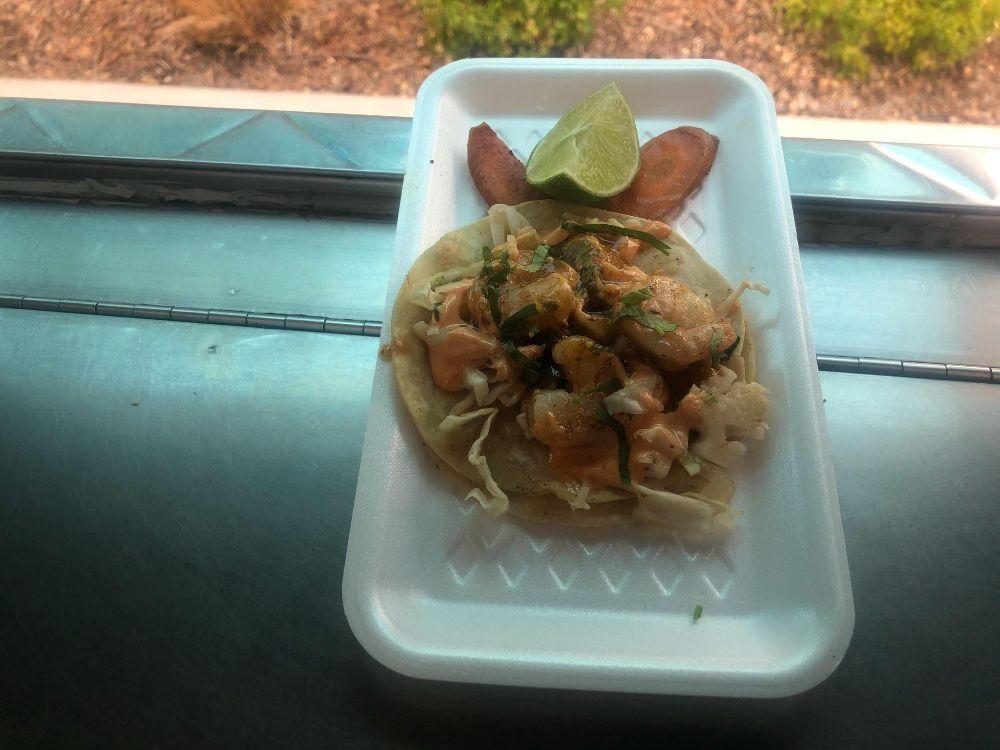 Food Street Su Jaime Taco Truck: Menlo Park, CA