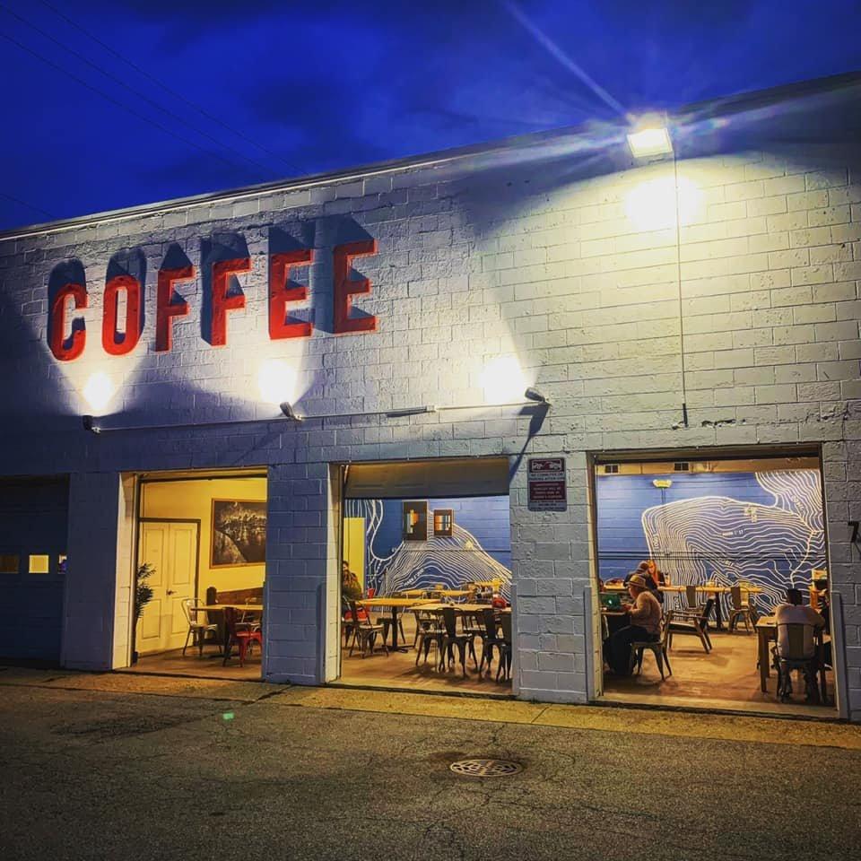 Hansa Coffee Roasters: 755 N Milwaukee Ave, Libertyville, IL