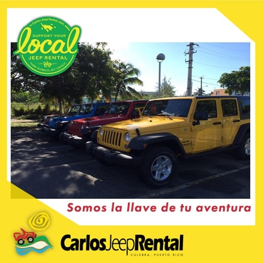 Photos For Carlos Jeep Rental