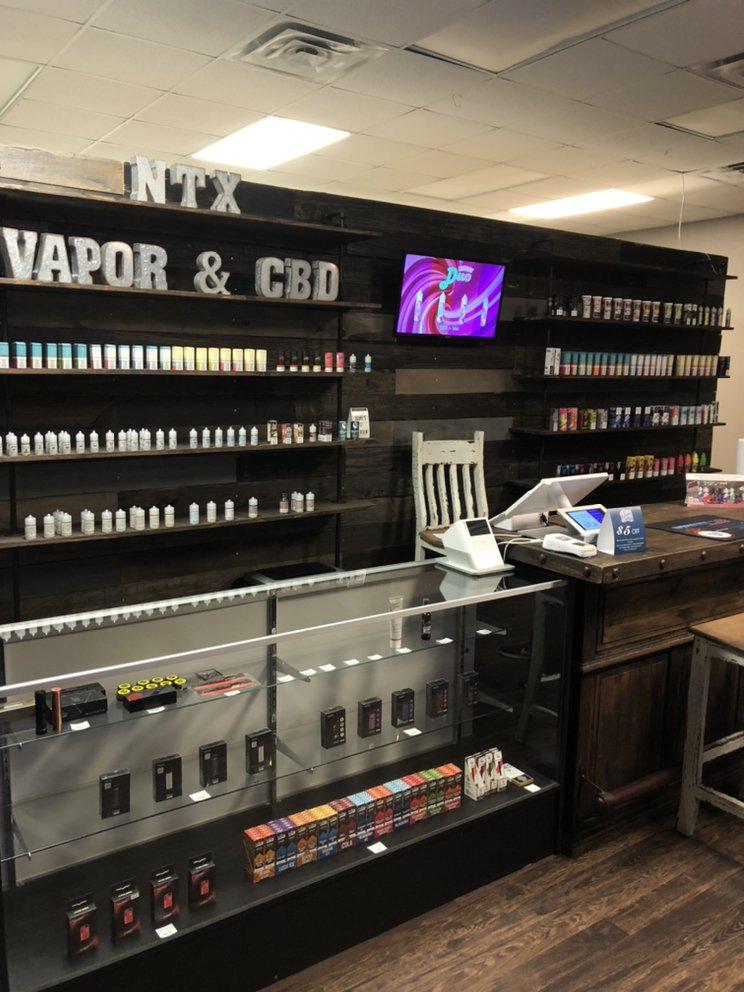 NTX Vapor and CBD: 867 S Denton Tap Rd, Coppell, TX