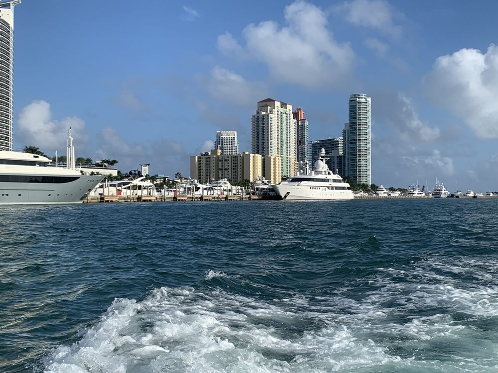 Thriller Miami Speedboat Adventure Tours