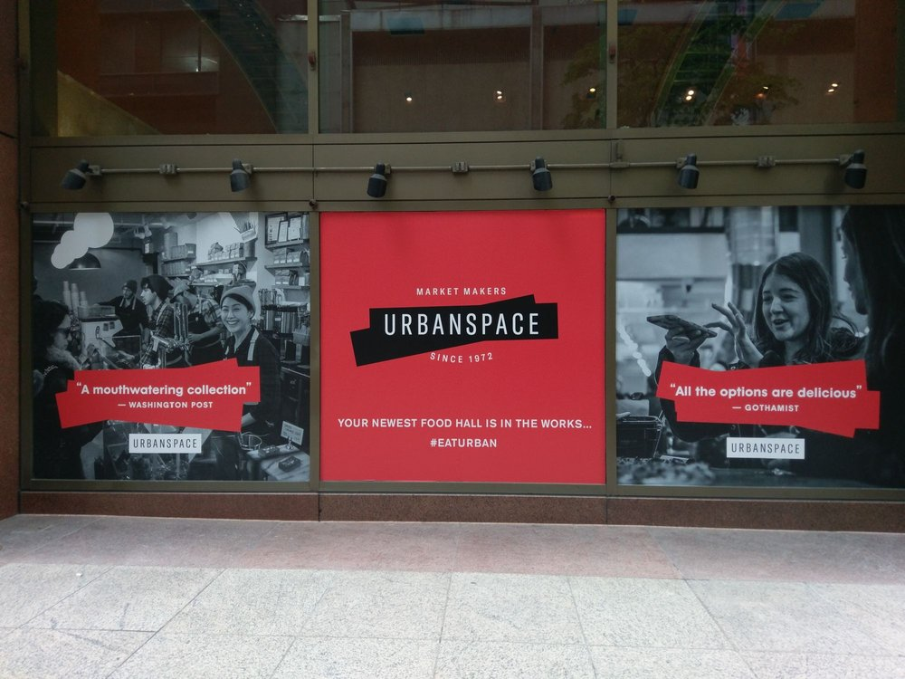 Urbanspace 6 and a Half: 152 W 52nd St, New York, NY