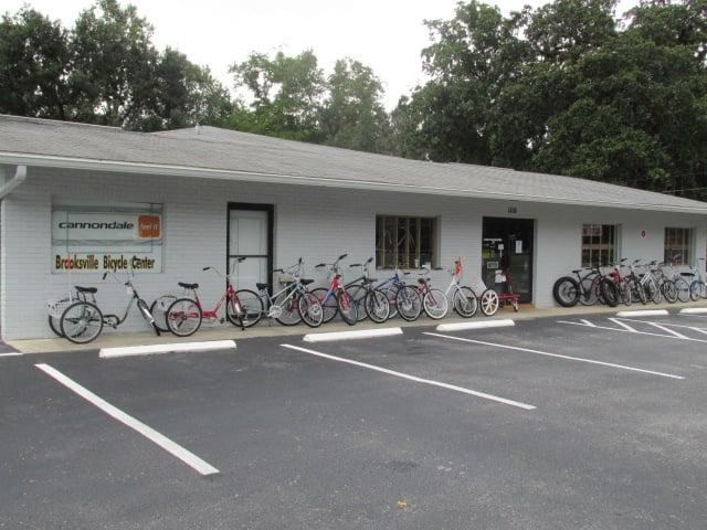 Brooksville Bicycle Center: 1110 W Jefferson St, Brooksville, FL
