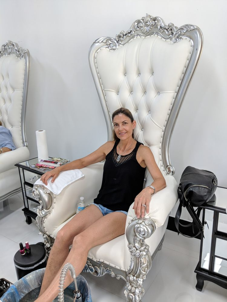 Biscayne Nail and Beauty Bar: 10990 Biscayne Blvd, Miami, FL