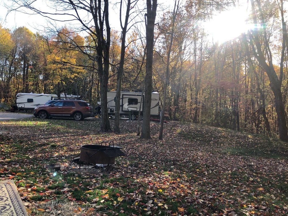 Barkcamp State Park: 65330 Barkcamp Park Rd, Belmont, OH