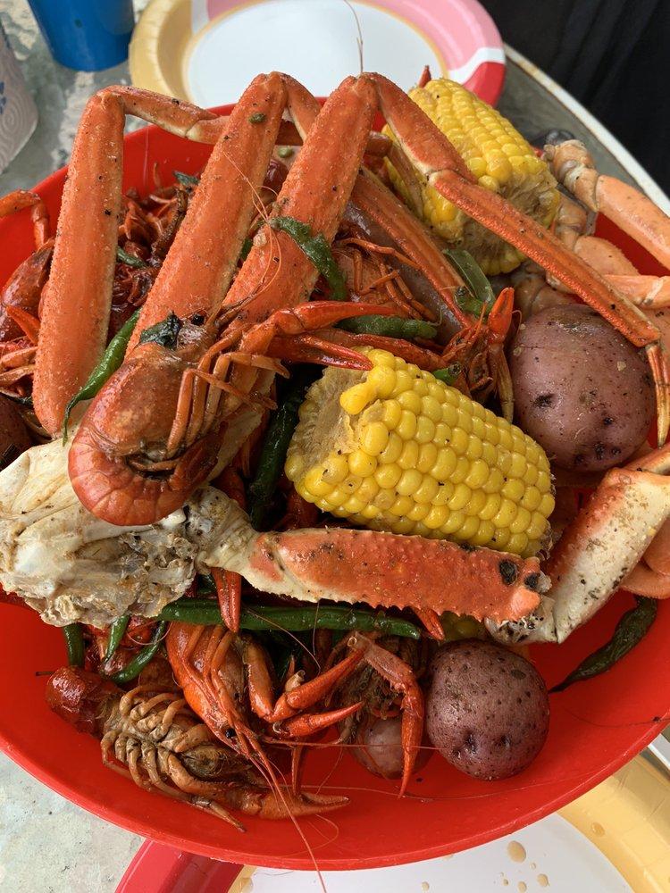 Cajun Comforts Crawfish & Seafood: 24811 Westheimer Pkwy, Katy, TX