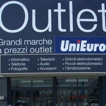 Unieuro Outlet - Shopping - Via E. Mattei 9, Marcon, Venezia, Italy ...