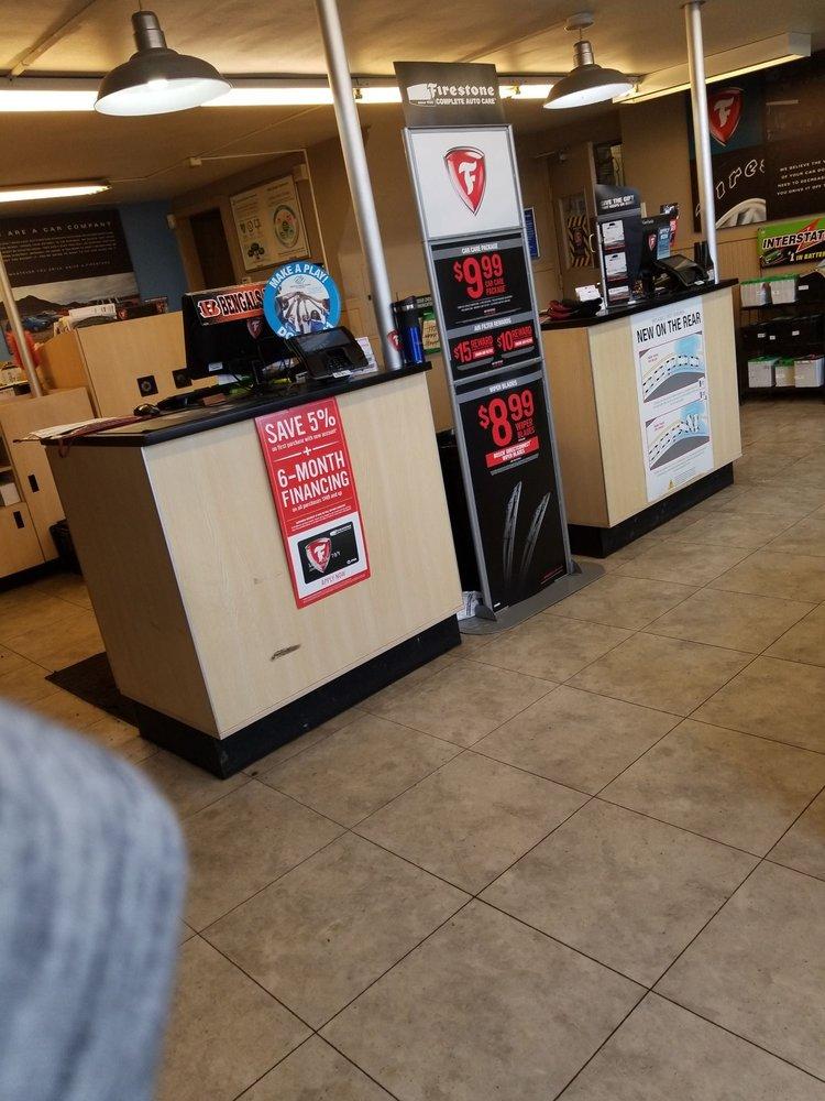 Firestone Complete Auto Care: 425 W Main St, Clarksburg, WV