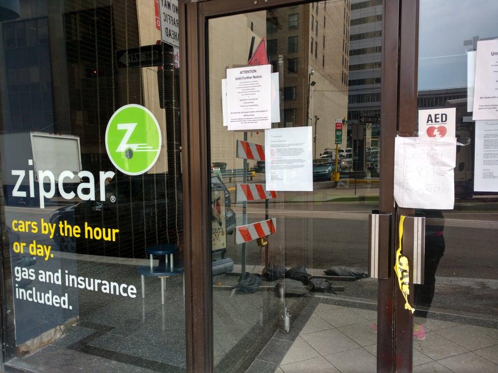 Zipcar New 12 Reviews Car Rental The Hill District