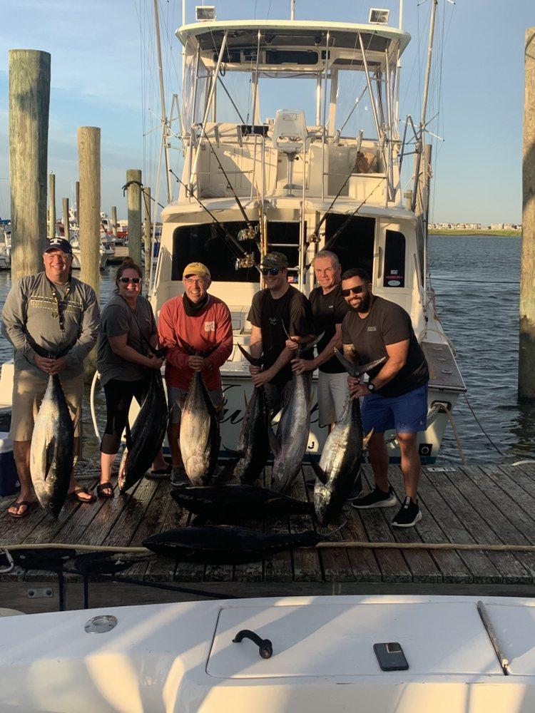Over Under Sportfishing: 701 Old Avalon Blvd, Avalon, NJ