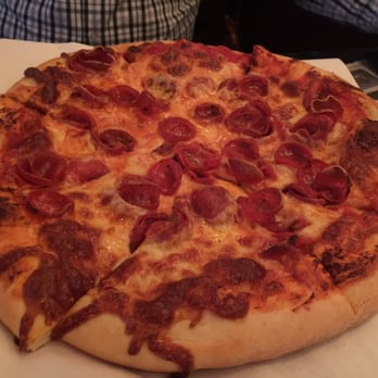 Photo Of Petrillo S Italian Restaurant Glendora Ca United States Small Pepperoni Pizza