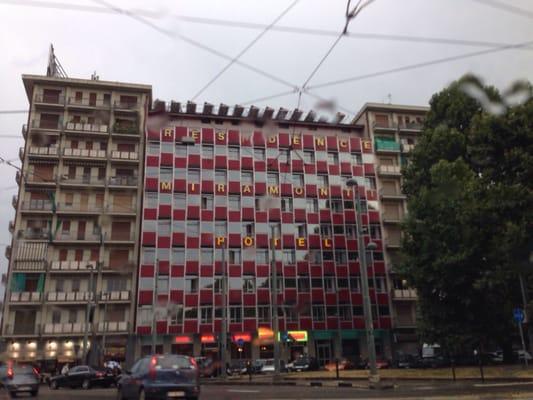 Hotel Miramonti Torino Numero
