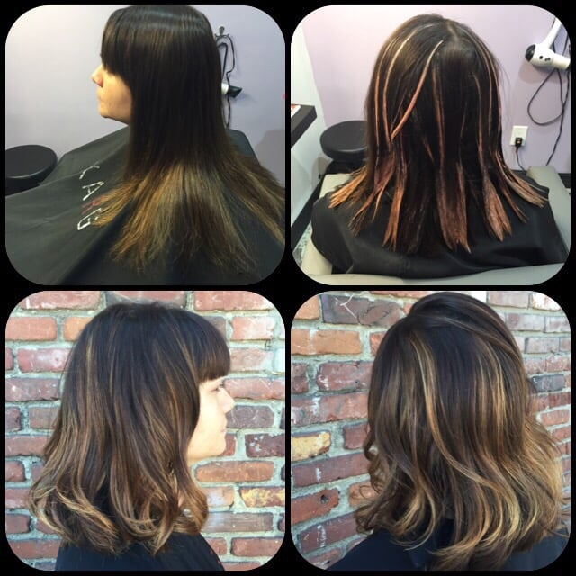 Before and after by tasia lockhart yelp for Nikki o salon lagos