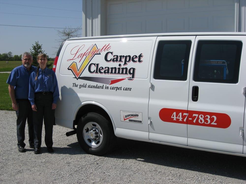 Lafayette Carpet Cleaning: 133 N 4th St, Lafayette, IN