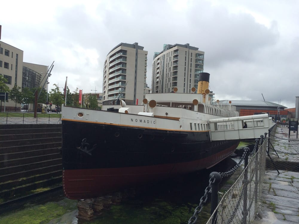 Restaurants Near Titanic Belfast