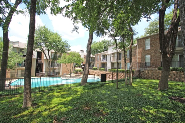Canyon Creek Apartments 10951 Stone Canyon Rd Dallas, TX Apartments ...