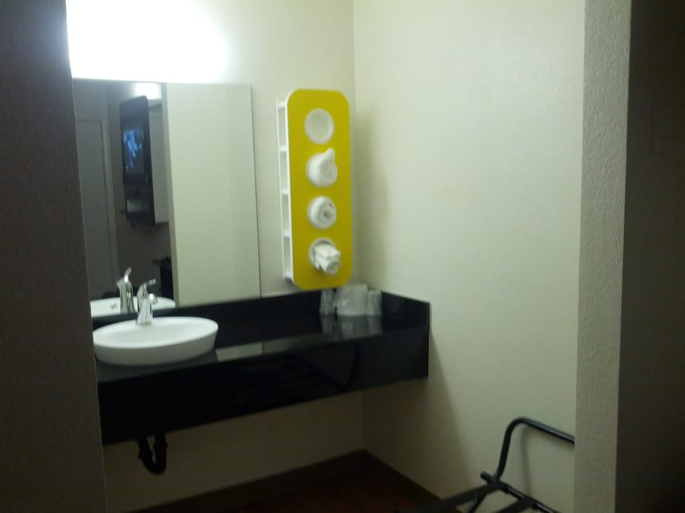 Sink vanity outside of bathroom yelp for Bathroom vanities san diego