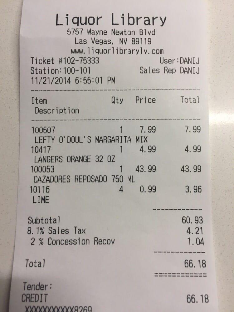 Sams Auto Sales >> My receipt.... - Yelp