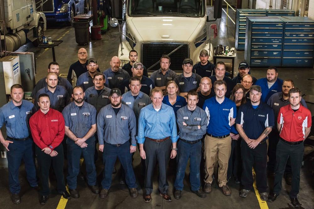 Gateway Truck & Refrigeration: 921 Fournie Ln, Collinsville, IL