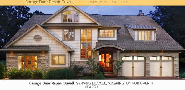 garage door repair duvall 15321 main st ne