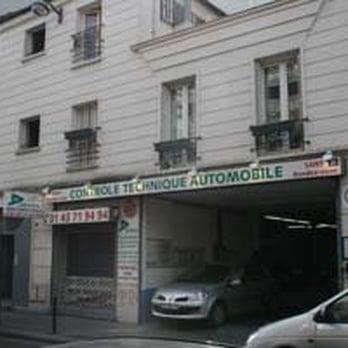 Dekra contr le technique 19 rue richard lenoir ledru for 4 rue richard lenoir