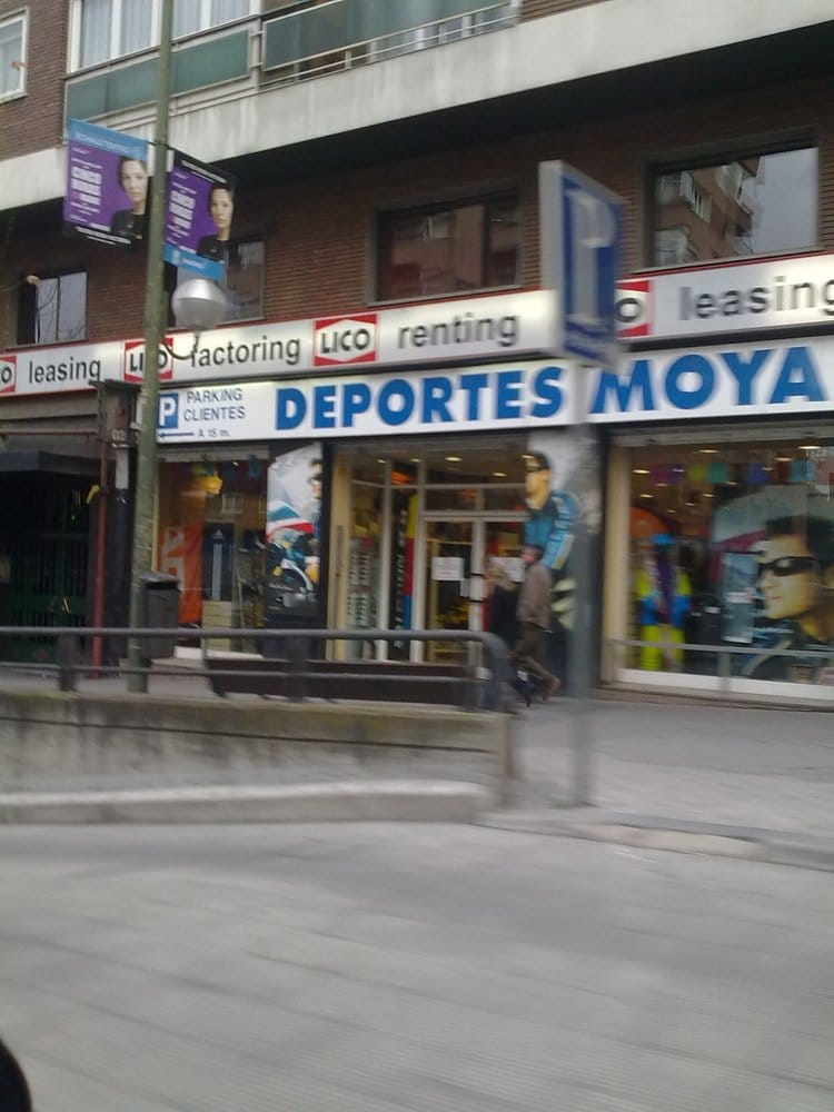 11d33365fe0f Deportes Moya - 10 Reviews - Sports Wear - Avenida del Mediterráneo ...