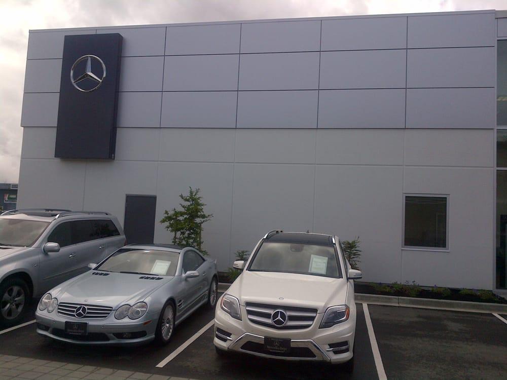 Photos for mercedes benz nanaimo yelp for Mercedes benz nanaimo